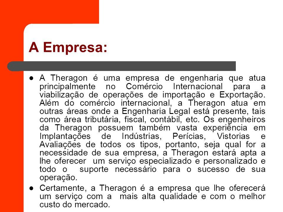 A Empresa:
