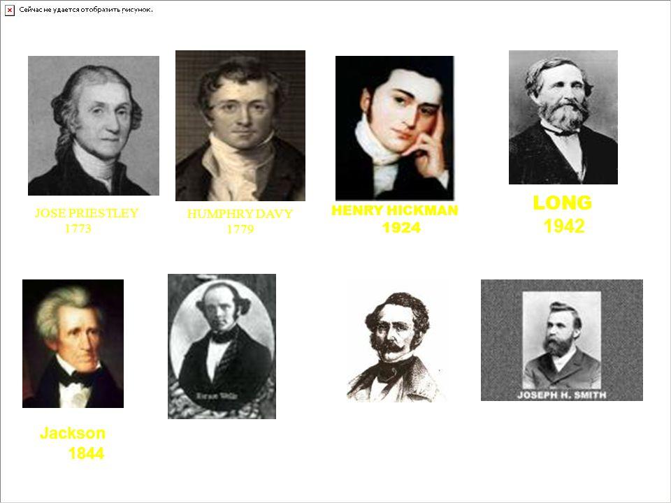 HISTORIA DA ANESTESIA INALATORA
