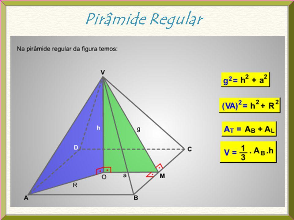 Pirâmide Regular