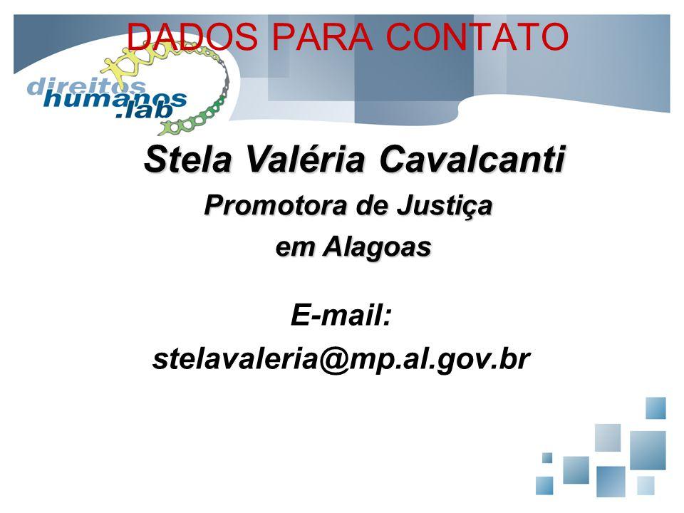 Stela Valéria Cavalcanti
