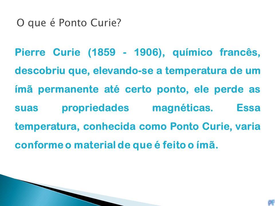 O que é Ponto Curie