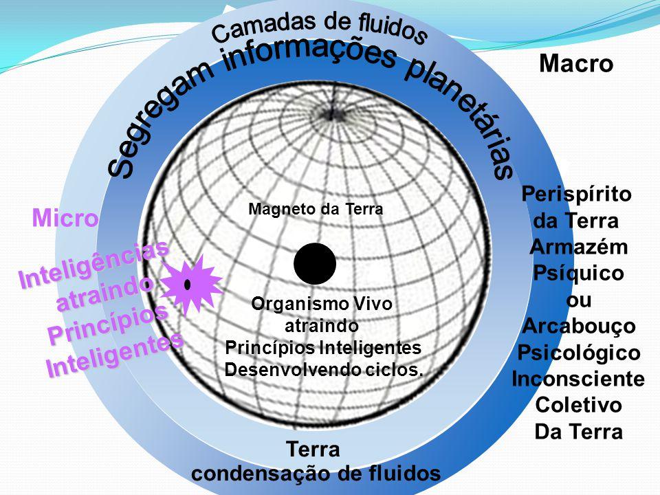 Princípios Inteligentes condensação de fluidos