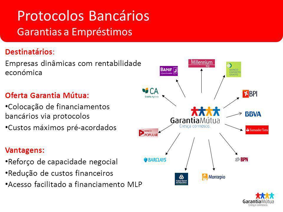 Protocolos Bancários Garantias a Empréstimos