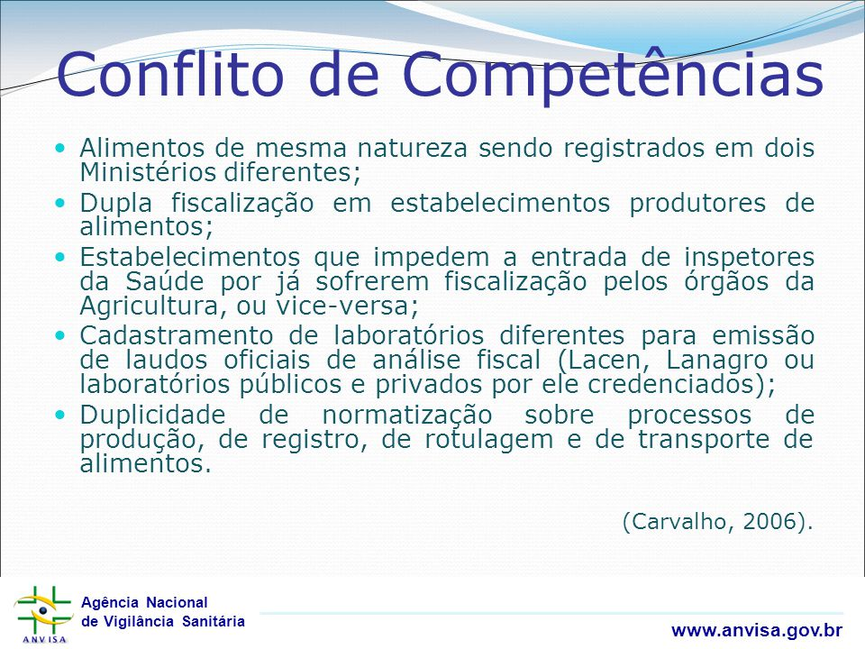 Conflito de Competências