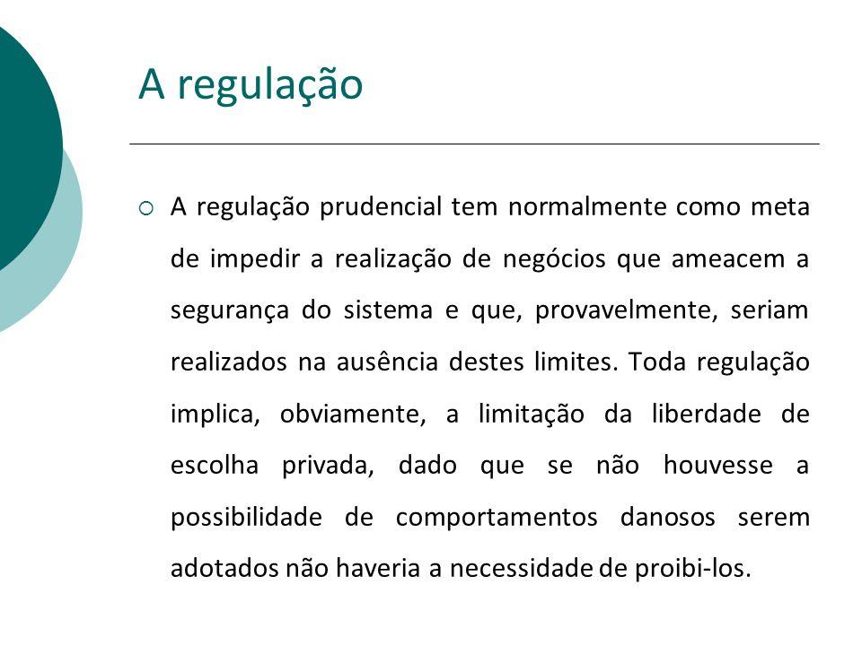 A regulação
