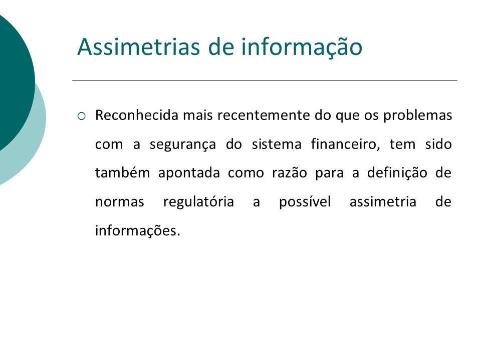 Assimetrias de informação