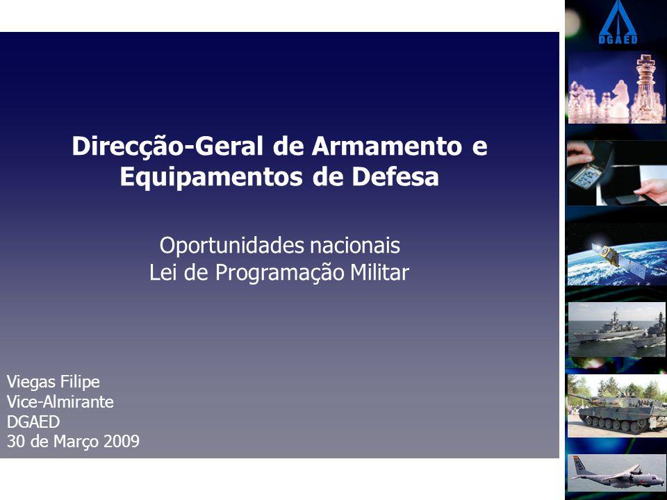 Direcção-Geral de Armamento e Equipamentos de Defesa