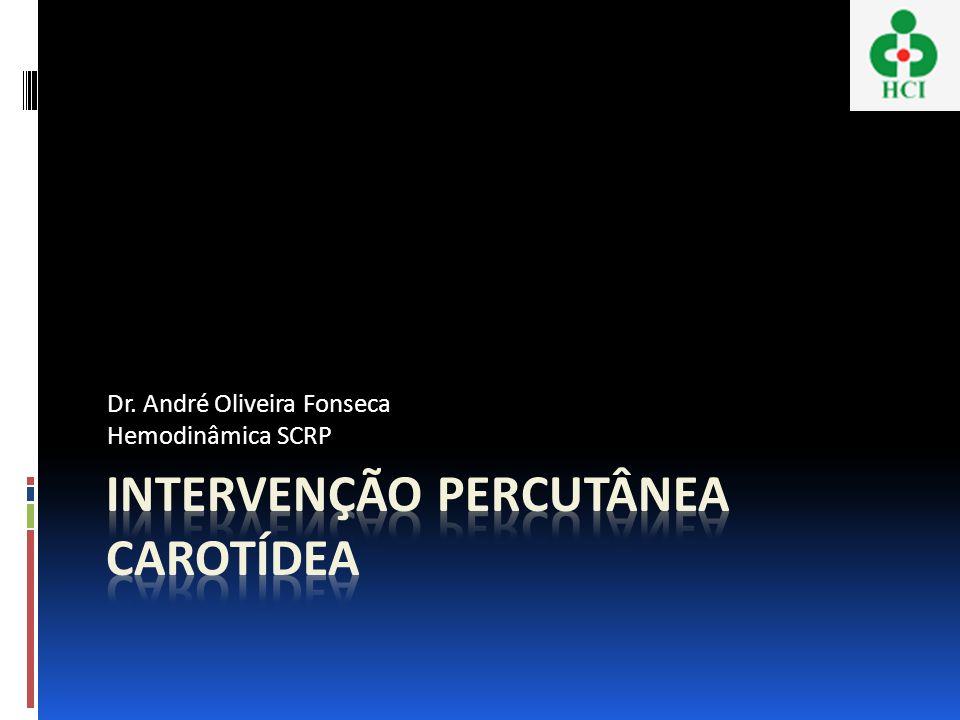 Intervenção percutânea Carotídea