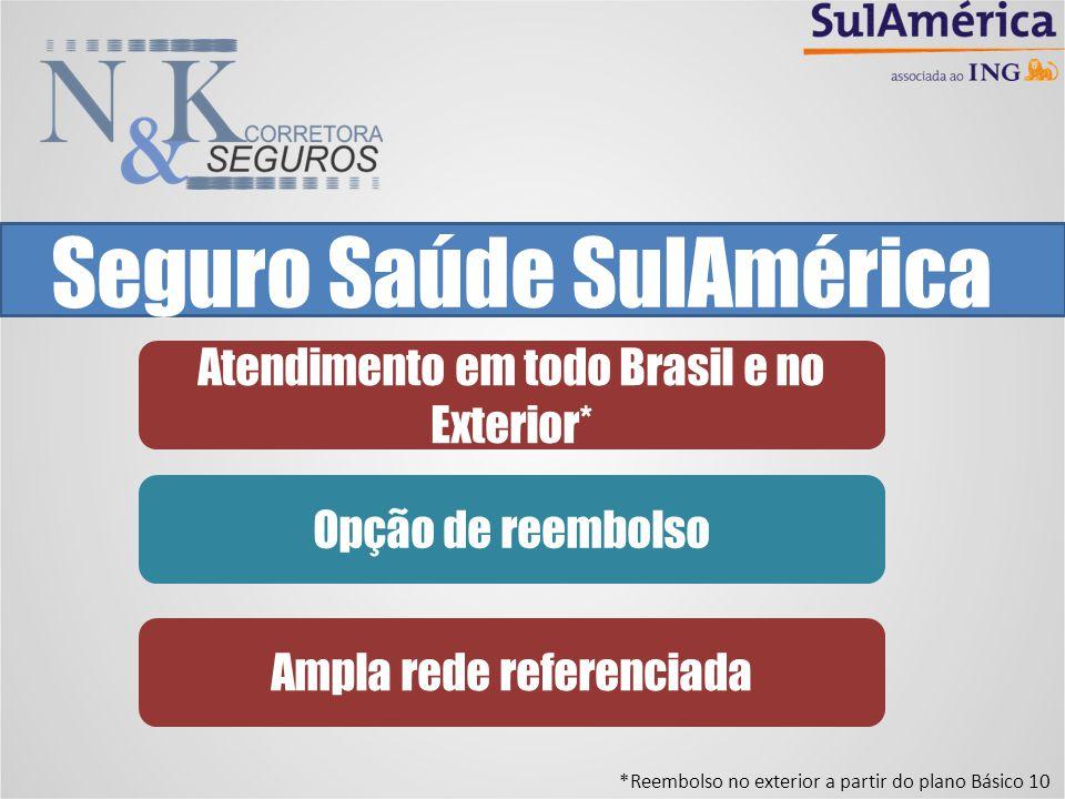 Seguro Saúde SulAmérica