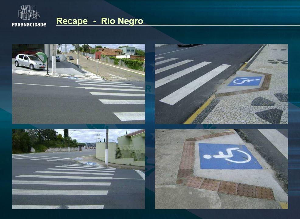 Recape - Rio Negro