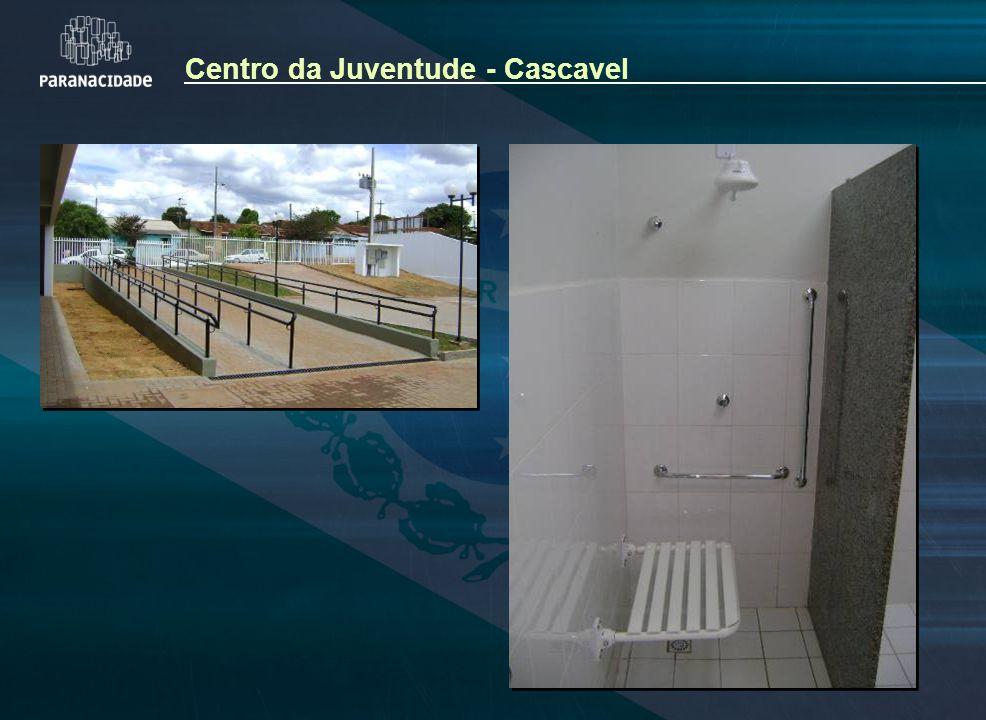 Centro da Juventude - Cascavel