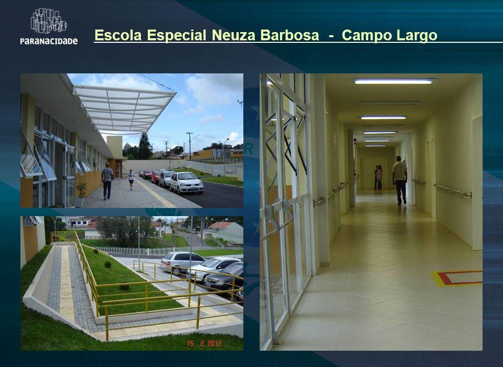 Escola Especial Neuza Barbosa - Campo Largo