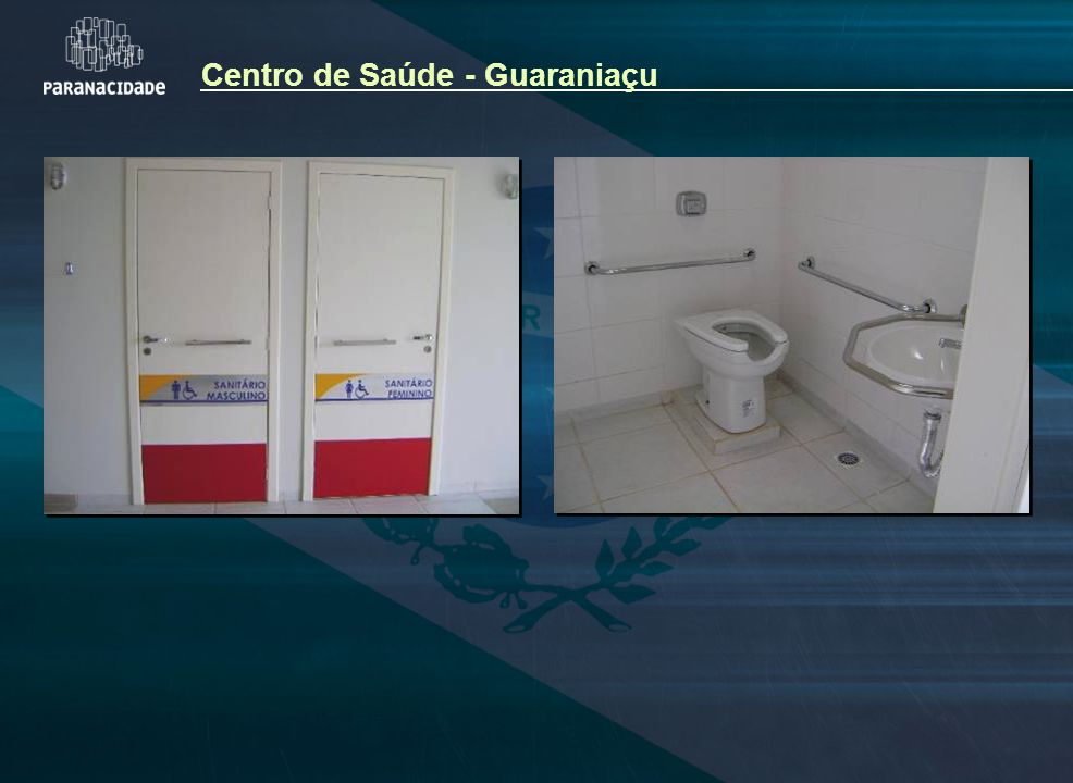 Centro de Saúde - Guaraniaçu