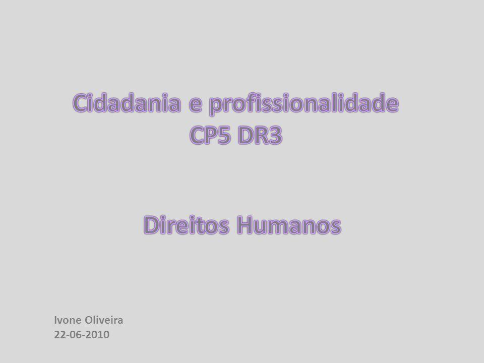 Cidadania e profissionalidade CP5 DR3