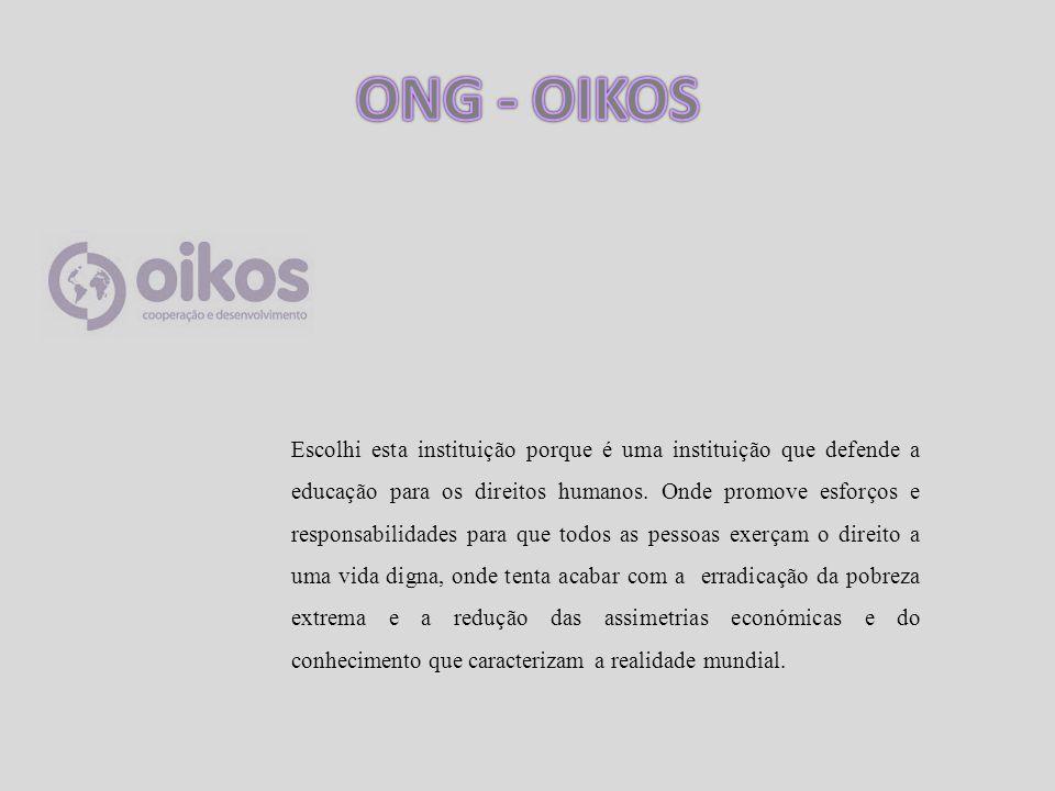 ONG - OIKOS