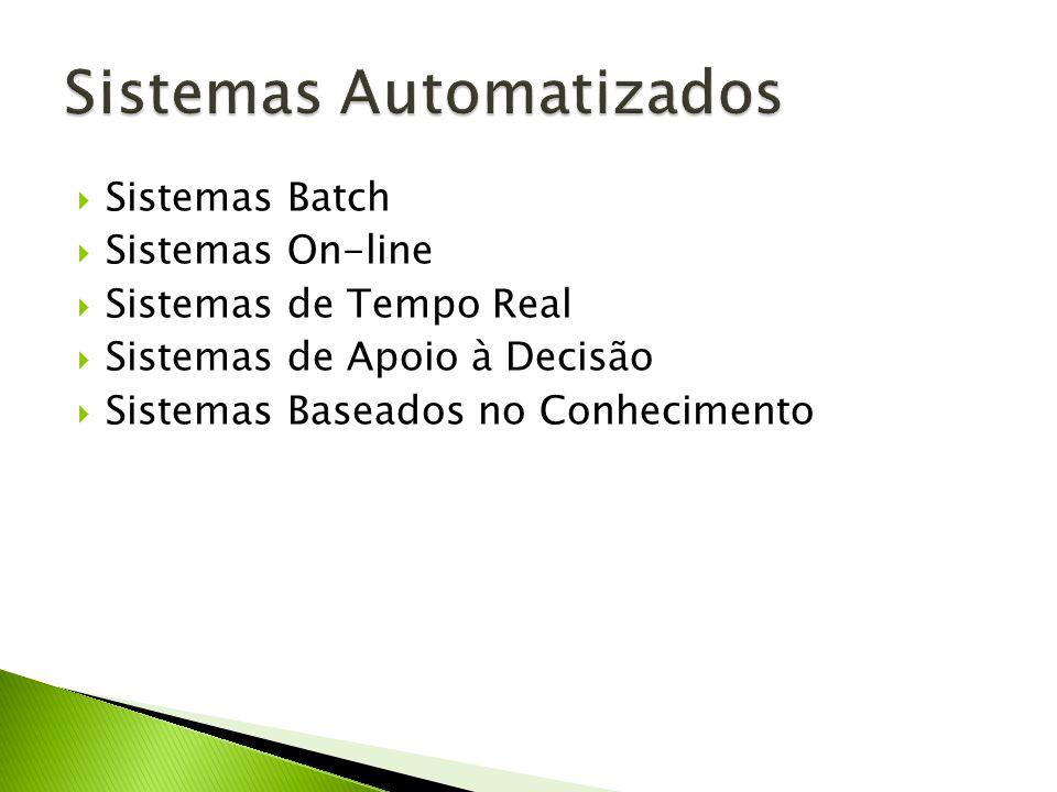 Sistemas Automatizados