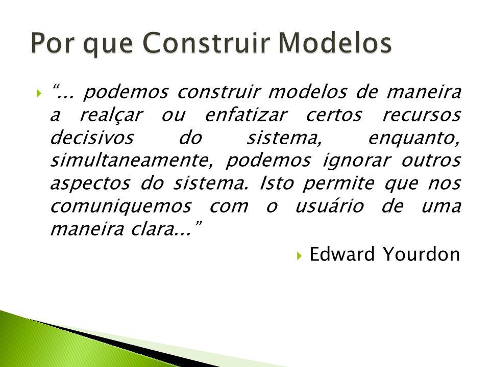 Por que Construir Modelos