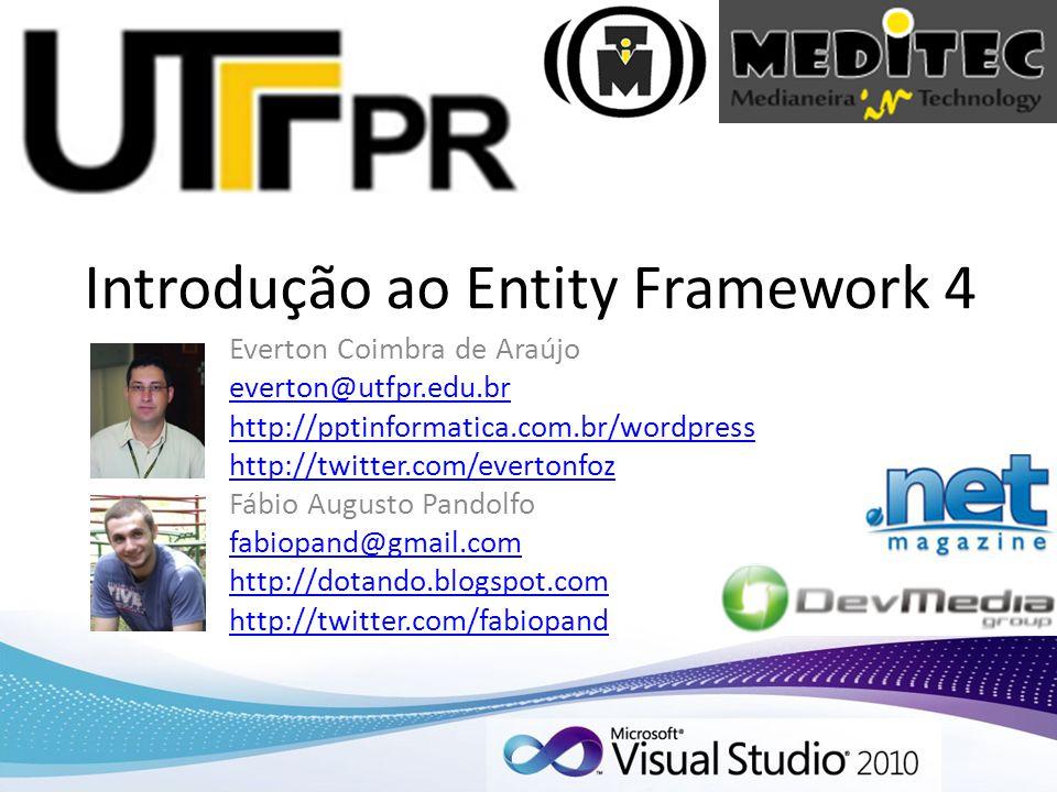 Introdução ao Entity Framework 4