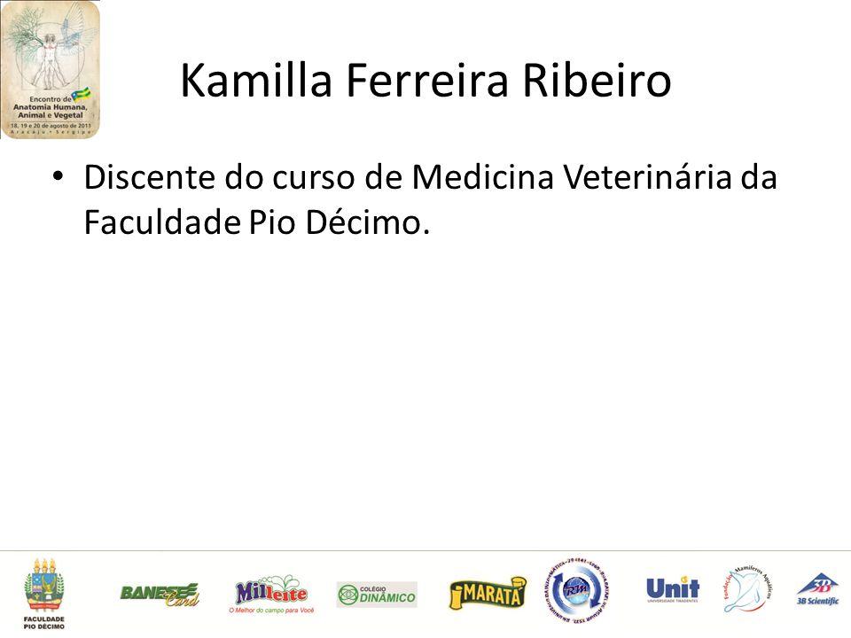 Kamilla Ferreira Ribeiro