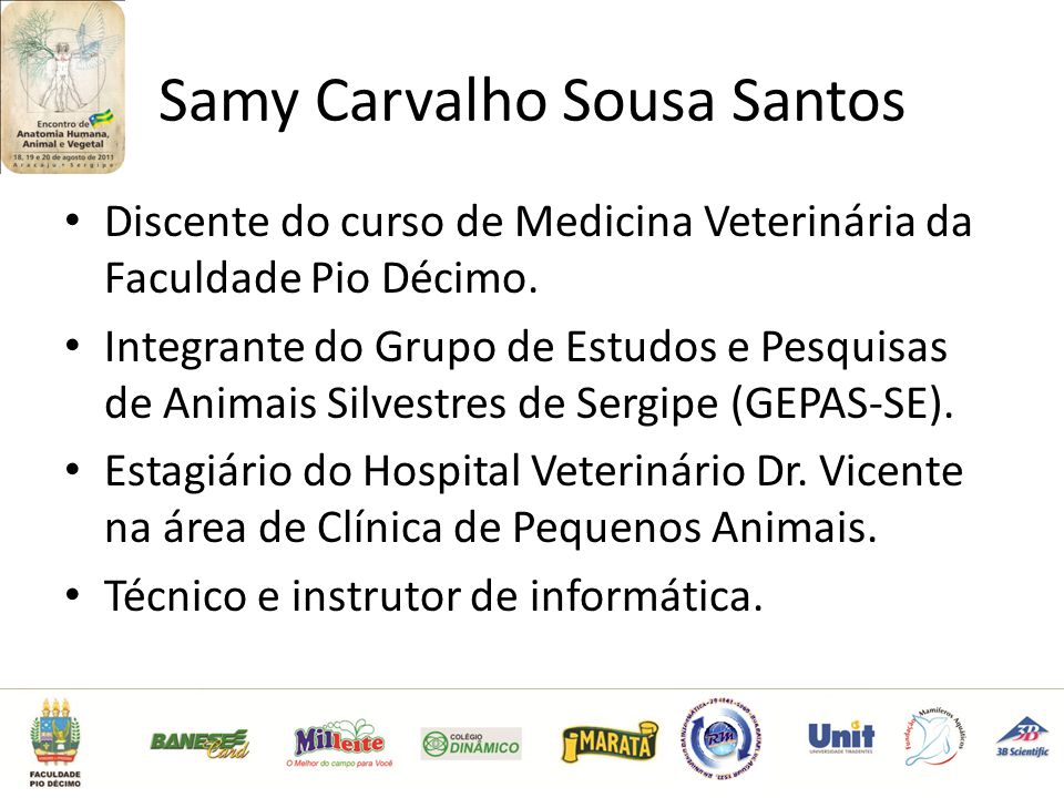 Samy Carvalho Sousa Santos