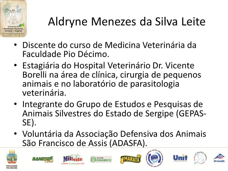 Aldryne Menezes da Silva Leite