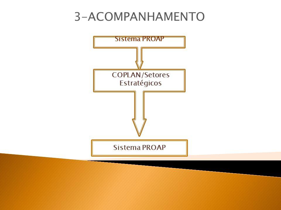 COPLAN/Setores Estratégicos