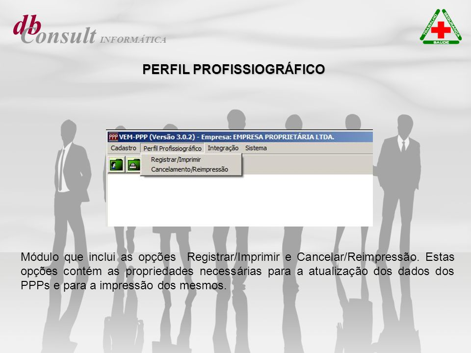 db Consult PERFIL PROFISSIOGRÁFICO