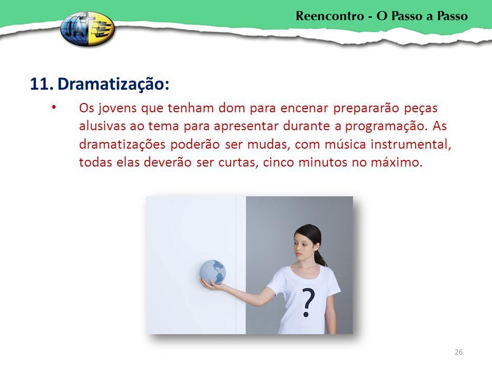 Dramatização: