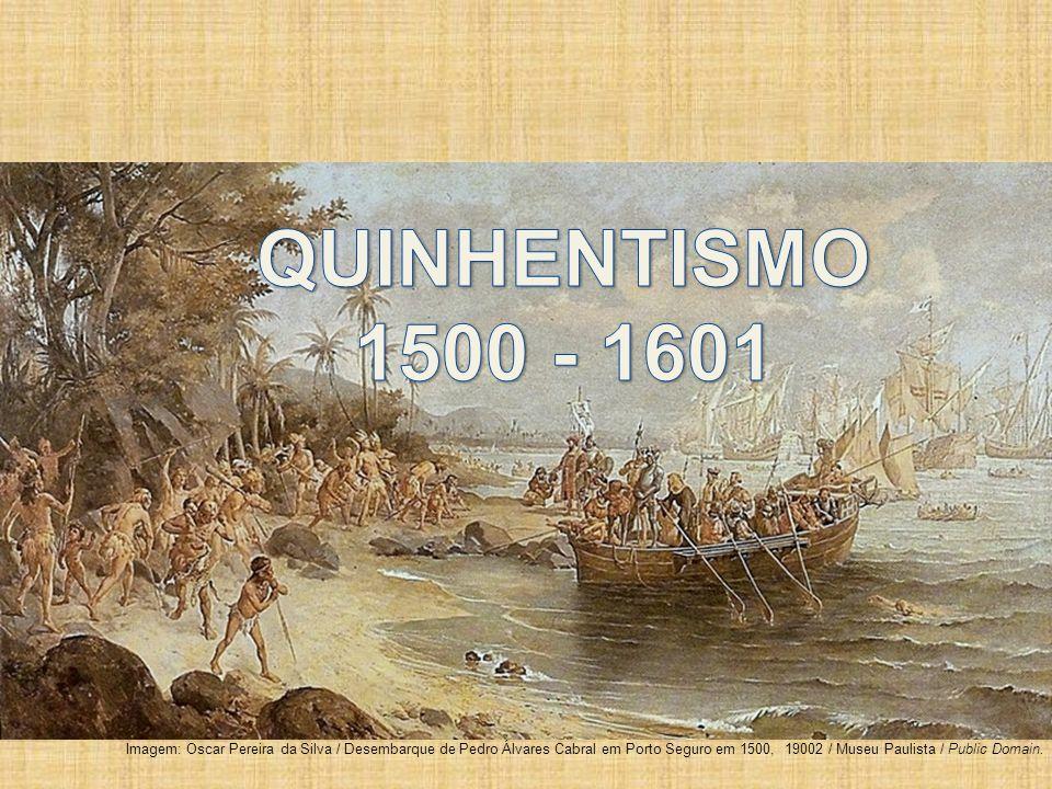 QUINHENTISMO 1500 - 1601.