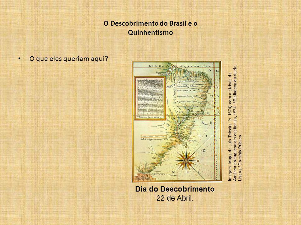 O Descobrimento do Brasil e o Quinhentismo