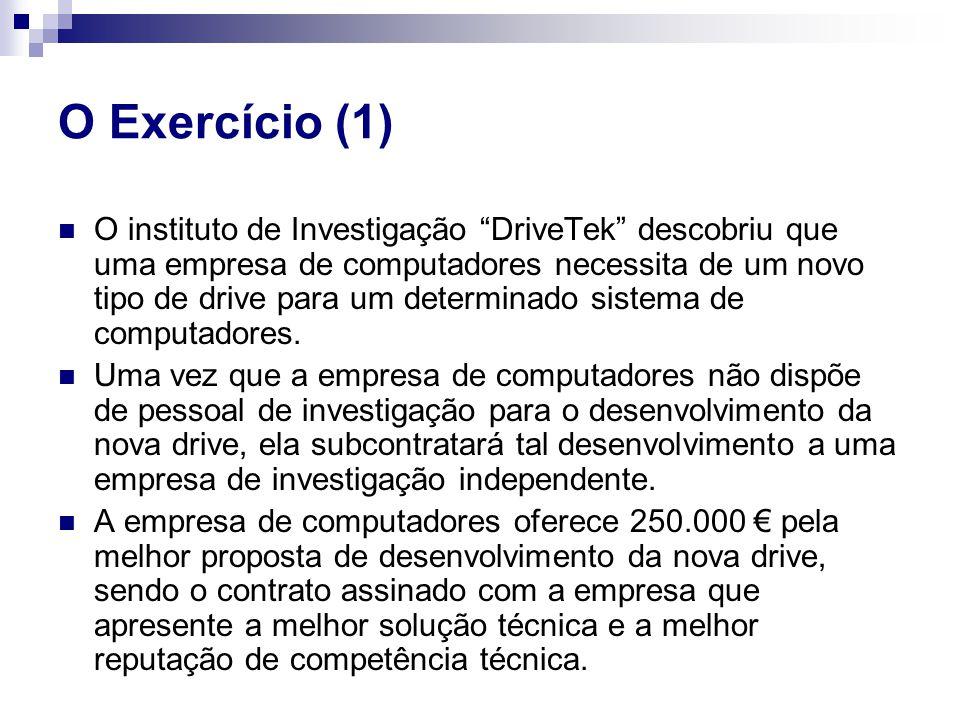 O Exercício (1)