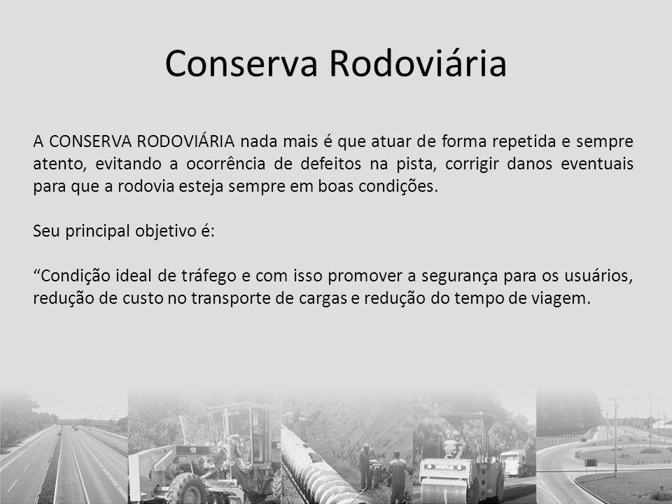 Conserva Rodoviária