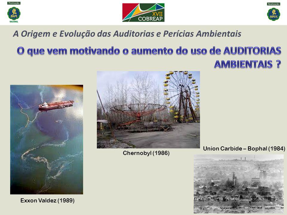 A Origem e Evolução das Auditorias e Perícias Ambientais