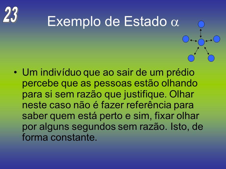 23 Exemplo de Estado a.