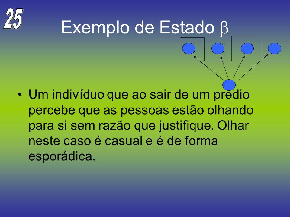 25 Exemplo de Estado b.