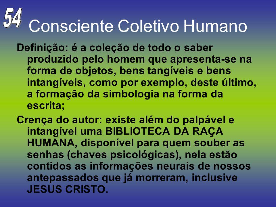 Consciente Coletivo Humano