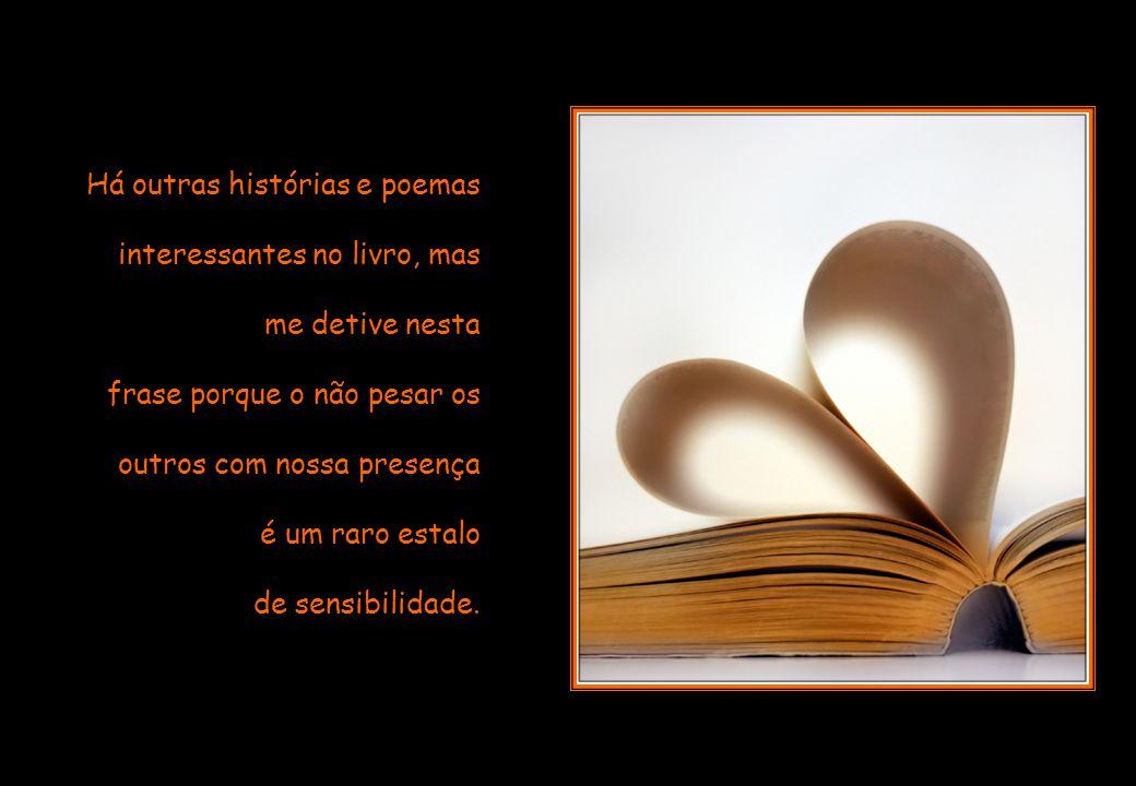 Há outras histórias e poemas