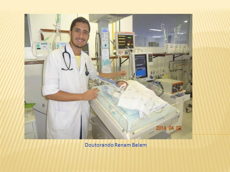 Doutorando Renam Belem