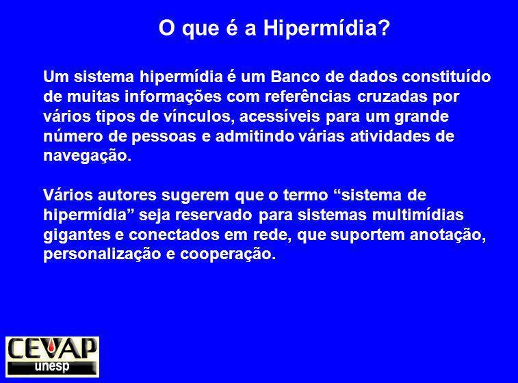 O que é a Hipermídia