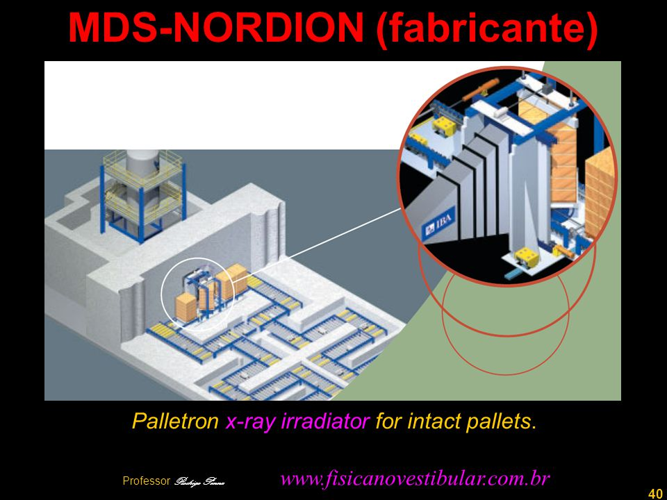 MDS-NORDION (fabricante)