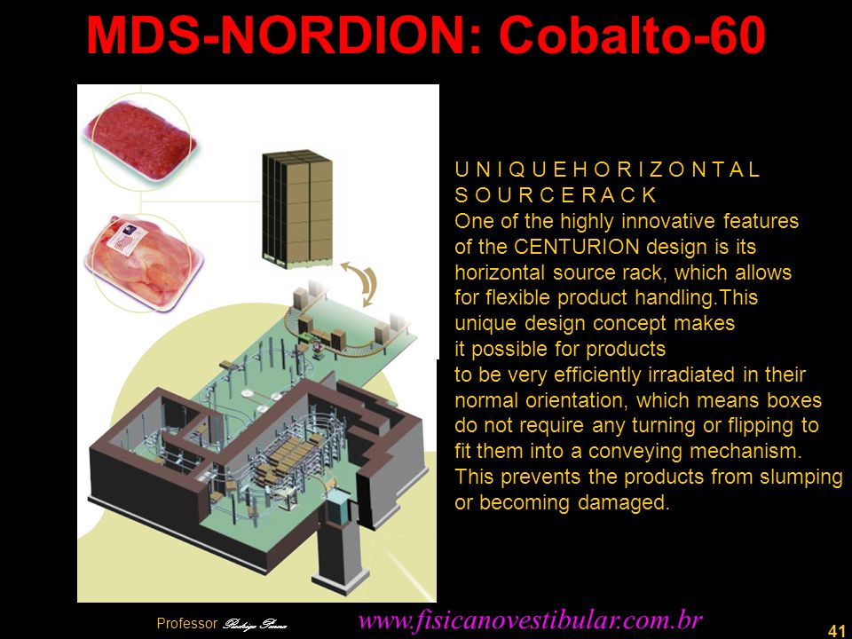 MDS-NORDION: Cobalto-60