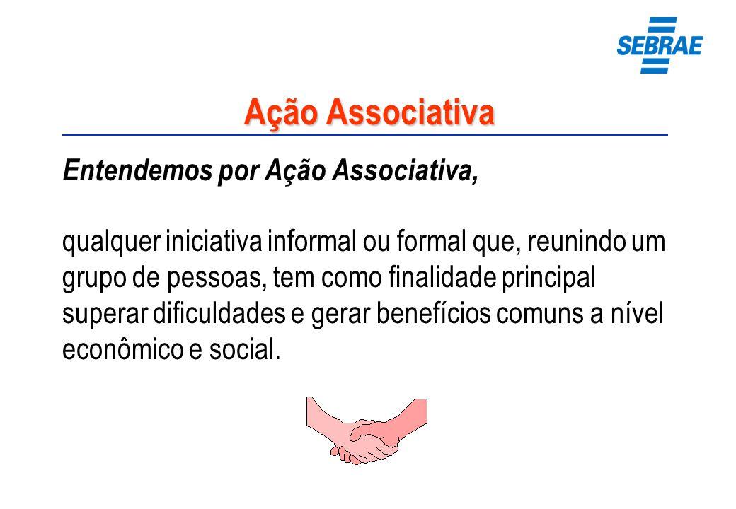 Ação Associativa Entendemos por Ação Associativa,