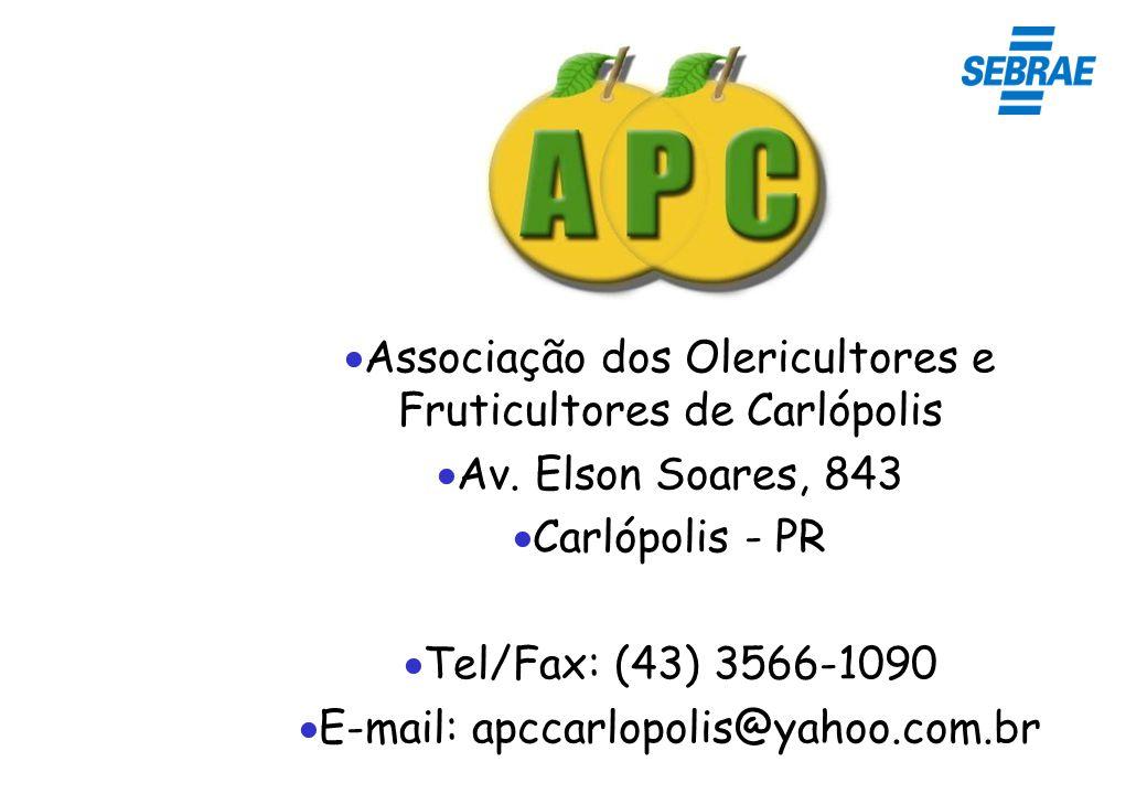 Associação dos Olericultores e Fruticultores de Carlópolis