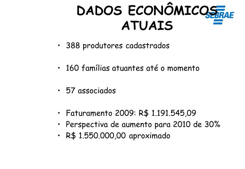 DADOS ECONÔMICOS ATUAIS