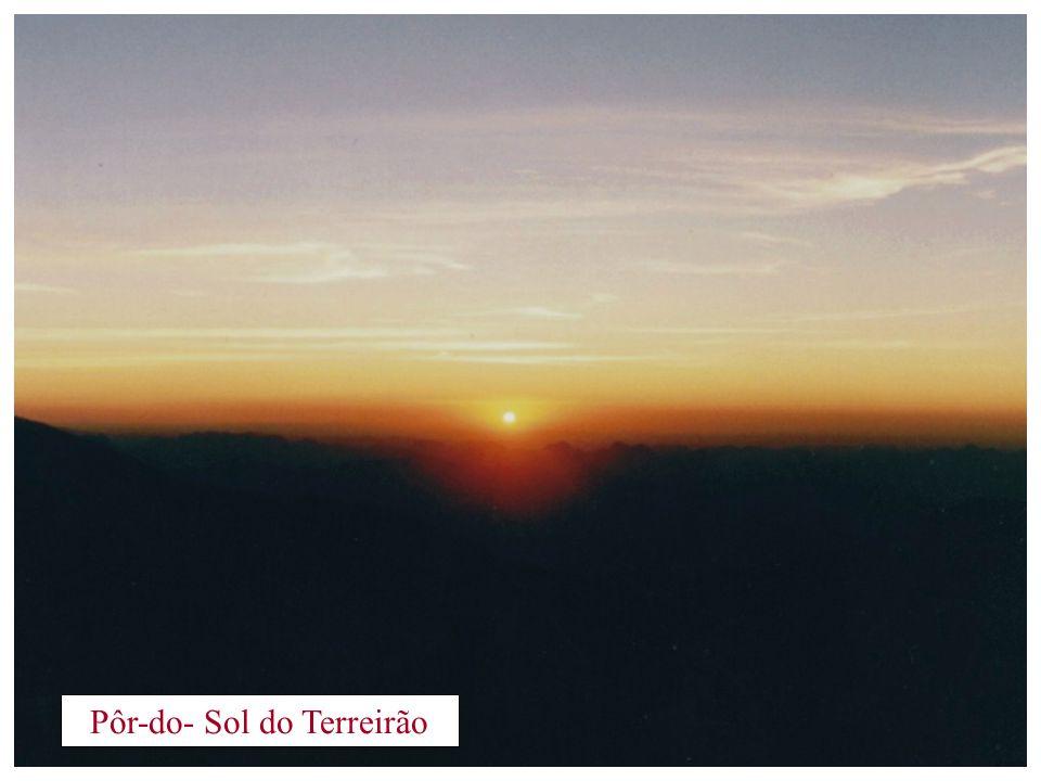 Pôr-do- Sol do Terreirão