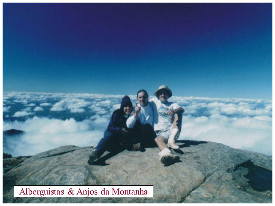 Alberguistas & Anjos da Montanha