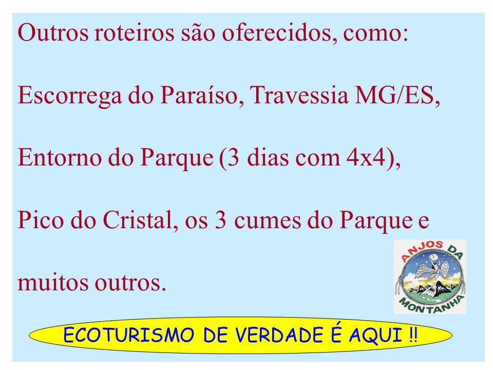 ECOTURISMO DE VERDADE É AQUI !!