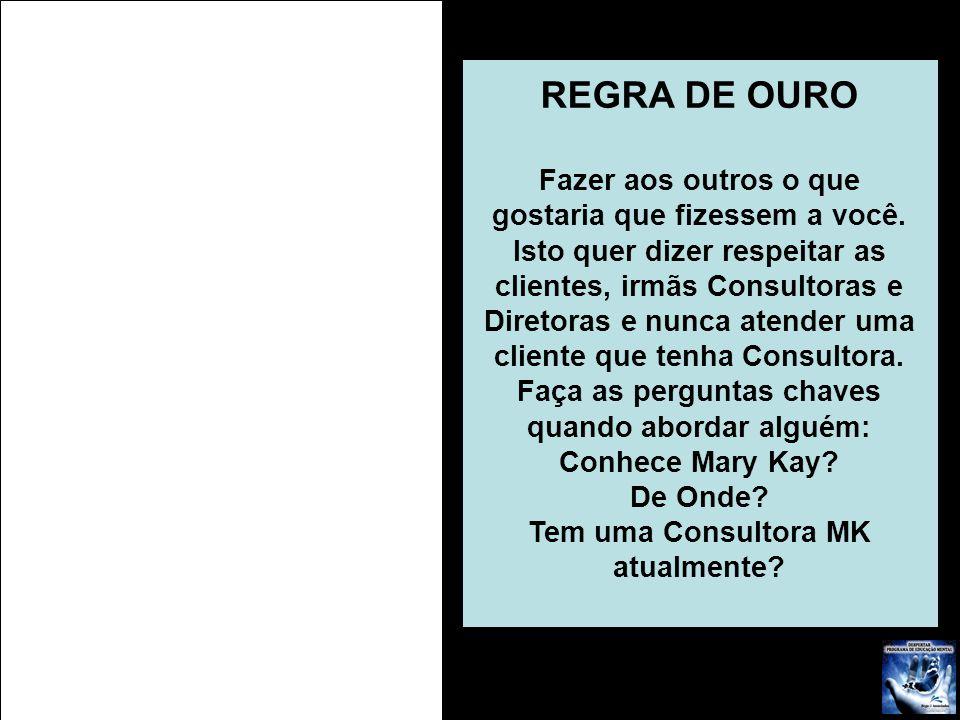 REGRA DE OURO SCP – MAQ – REP PROSPECÇÃO DESENVOLVIMENTO
