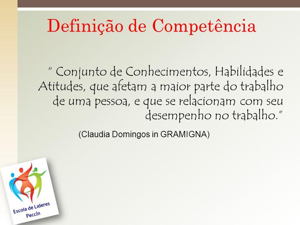 Definição de Competência