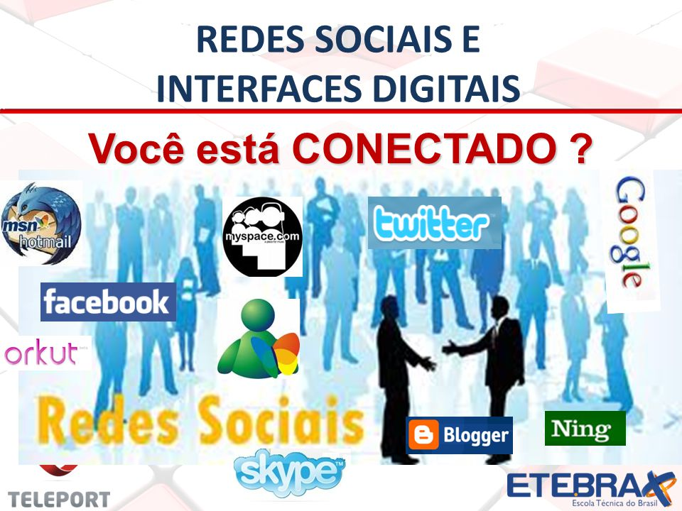 Redes Sociais e Interfaces Digitais